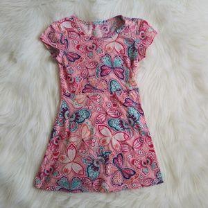 Other - Toddler Girl's Short Sleeve Dress